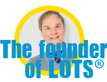 Hans Akerblom, founder of LOTS®